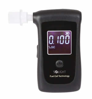 Solight 1T06 alkohol tester, technologie Fuel Cell 1T06